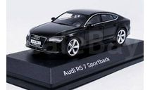 Audi RS 7 Sportback, масштабная модель, scale0