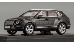 Bentley Bentayga, масштабная модель, scale43