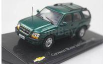 Chevrolet Blazer 2  2002, масштабная модель, 1:43, 1/43