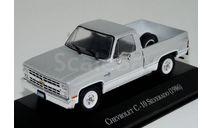 CHEVROLET Silverado C-10 1986, масштабная модель, scale43