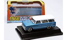 Chevrolet Suburban 1966, масштабная модель, scale43