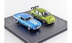 ФОРСАЖ модели Chevrolet Yenko Camaro and Mitsubishi Lancer Fast and Furious