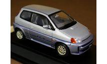 Honda FCX Fuel cell Power Car 2002, масштабная модель, scale43