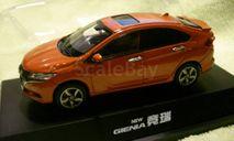 Honda GIENIA 2017, масштабная модель, scale43