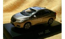 Honda Greiz   2016, масштабная модель, scale43