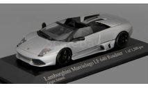 Lamborghini Murcielago LP-640 Roadster 2007, масштабная модель, 1:43, 1/43