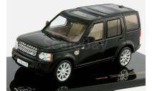 Land Rover Discovery 4 2009, масштабная модель, 1:43, 1/43