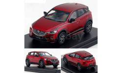 MAZDA CX-3 MAZDASPEED SPORTY PACKAGE (2015), масштабная модель, scale43
