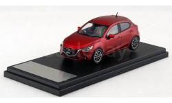 Mazda 2 XD Touring 2014, масштабная модель, scale43
