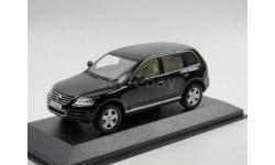 VW Touareg I, масштабная модель, 1:43, 1/43