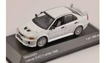Mitsubishi Lancer Evo V, масштабная модель, Mazda, scale43