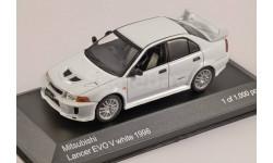 Mitsubishi Lancer Evo V, масштабная модель, scale43, Mazda