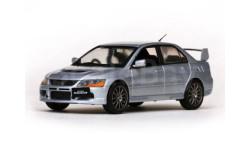 Mitsubishi Lancer Evo IX, масштабная модель, Mazda, 1:43, 1/43