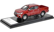 Toyota Hilux Z (2017), масштабная модель, Subaru, scale43