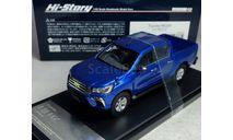 Toyota Hilux Z (2017), масштабная модель, Subaru, 1:43, 1/43