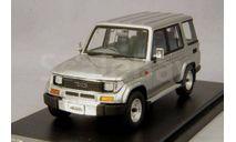 Toyota LAND CRUISER 70 PRADO SX Wide 1993, масштабная модель, INTERALLIED, 1:43, 1/43