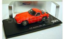 TVR GRANTURA MK 3 1962, масштабная модель, scale43, Chevrolet