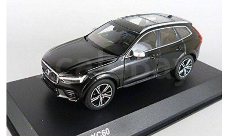 volvo xc60 2018, масштабная модель, scale43