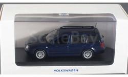 Volkswagen Bora Variant 1999, масштабная модель, 1:43, 1/43
