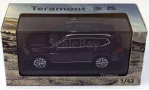 VW VOLKSWAGEN TERAMONT 2017, масштабная модель, scale43