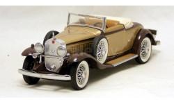 1:43 Cadillac V16 Series 452 Fleetwood Roadster 1930 FranklinMint
