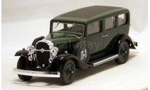 1:43 Л-1 «Красный Путиловец» т.-зеленый, НАП, масштабная модель, 1/43, Наш Автопром