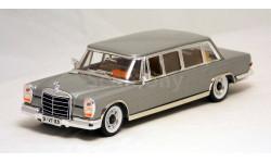 1:43 Mercedes-Benz W100 600 Pullman 6-door Vitesse, масштабная модель, scale43