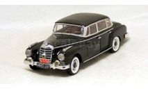 1:43 Mercedes-Benz W186 300 Montecarlo 1953 Lehmann/Sheule Rio, масштабная модель, scale43