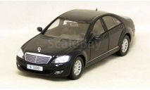 1:43 Mercedes-Benz W221 S500 2005 Altaya/IXO, масштабная модель, scale43