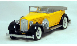 1:43 Packard Convertible 1934 FranklinMint