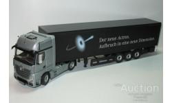 1/50 Mercedes-Benz Actros FH25 Giga Space 2012 (NZG), масштабная модель, scale50