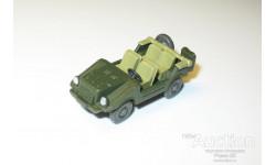 1/87 DKW Munga (Wiking) с доработками, масштабная модель, scale87