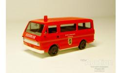 1/87 Volkswagen LT28 Feuerwehr (Herpa) конверсия