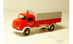 1/87 Mercedes-Benz L1413 Feuerwehr (Wiking) конверсия