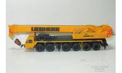 1/87 Liebherr 1120 автокран (Kibri), масштабная модель, scale87