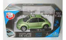 1/43 Volkswagen New Beetle Turbo S 2003 (Cararama/Rik&Rok), масштабная модель, 1:43, Bauer/Cararama/Hongwell