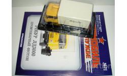 1/43 Robur LD 3000 KF/St-Ko 1982 (Автомобиль на службе №72), масштабная модель, scale43, Автомобиль на службе, журнал от Deagostini