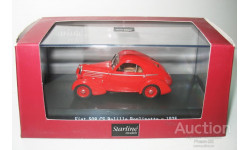 1/43 FIAT 508 CS Balilla Berlinetta 1935 (Starline), масштабная модель, scale43