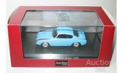 1/43 FIAT 750 Abarth Coupe 1956 (Starline), масштабная модель, scale43