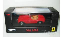 1/43 Ferrari 166 MM (Hot Wheels Elite), масштабная модель, scale43