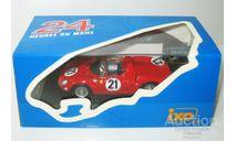 1/43 Ferrari 250P №21 LeMans 1963 (IXO), масштабная модель, scale43, IXO Le-Mans (серии LM, LMM, LMC, GTM)