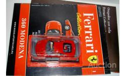 1/43 Ferrari 360 Modena 1999 (Ferrari Collection №1), масштабная модель, scale43, Ferrari Collection (Ge Fabbri)