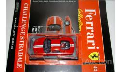 1/43 Ferrari 360 GT Challenge 2000 (Ferrari Collection №42), масштабная модель, scale43, Ferrari Collection (Ge Fabbri)