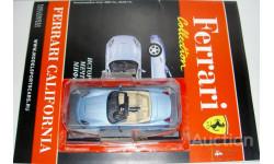 1/43 Ferrari California 2008 (Ferrari Collection №4), масштабная модель, scale43, Ferrari Collection (Ge Fabbri)