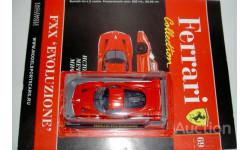 1/43 Ferrari FXX Evoluzione 2009 (Ferrari Collection №69), масштабная модель, scale43, Ferrari Collection (Ge Fabbri)