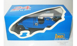1/43 Delahaye 135CS №15 LeMans 1938 (IXO), масштабная модель, scale43, IXO Le-Mans (серии LM, LMM, LMC, GTM)