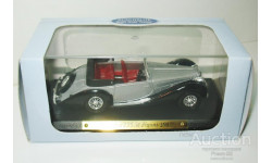 1/43 Delahaye 135M Cabriolet Figoni & Falaschi 1937 (Solido), масштабная модель, scale43
