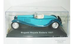 1/43 Bugatti Type 41 Royale Esders 1927 (IXO-Altaya), масштабная модель, scale43, Altaya, Museum Series (музейная серия)