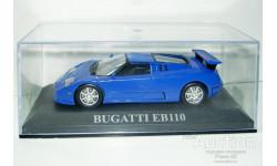 1/43 Bugatti EB110 SS 1992 (Dream Car), масштабная модель, 1:43