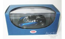 1/43 Bugatti EB16.4 Veyron 2005 (AutoArt), масштабная модель, scale43